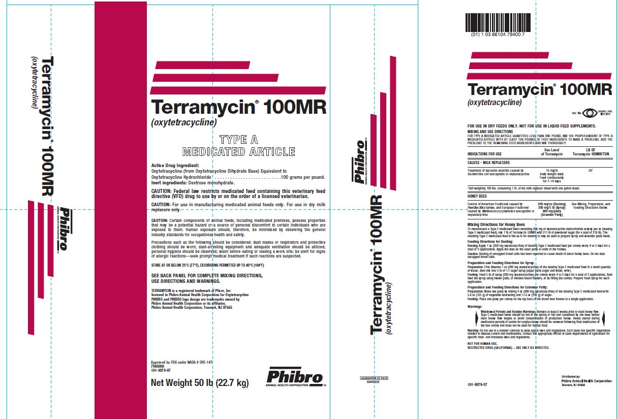 Oxytetracycline hydrochloride for animals: instructions for use 58